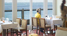 The C Restaurant, inside Intercontinental The Clement Monterey