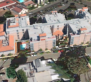 Westin Palo Alto Earth View