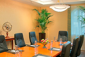Westin Palo Alto Meeting Room